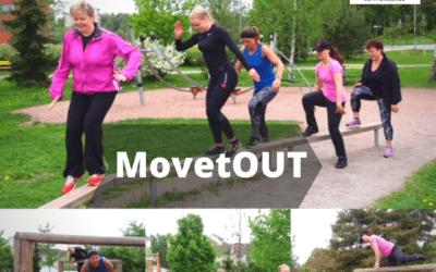 MovetOUT-ulkoliikuntatreenit PT-pienryhmä tulee taas!
